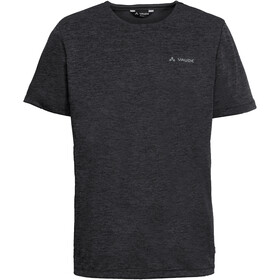 VAUDE Essential T-Shirt Uomo, phantom black